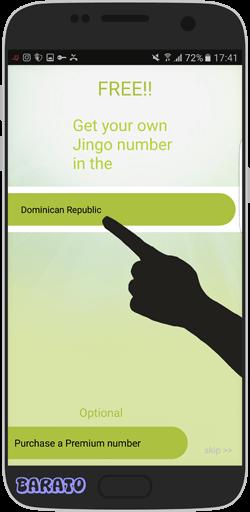 آموزش جینگو Jingo ساخت شماره مجازی تلگرام بدون ریپورت در اندروید