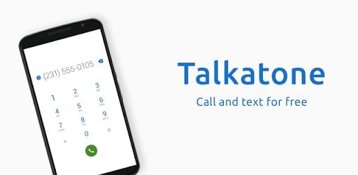 آموزش تالکاتون Talkatone ساخت شماره مجازی در برنامه اندروید