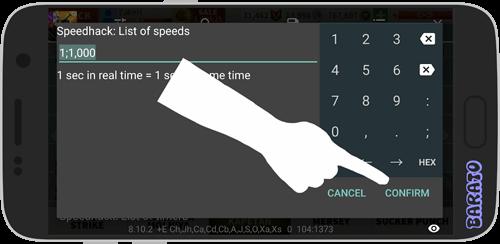 آموزش تصویری تغییر در زمان بازی های اندروید - افزایش سرعت