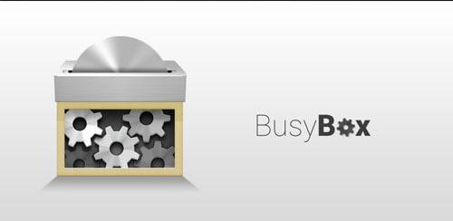 دانلود BusyBox pro برنامه بیزی باکس اندروید
