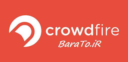دانلود Crowdfire انفالو کردن به سرعت کاربران اینستاگرام و تویتر