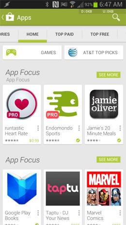 دانلود گوگل پلی Google Play Store نسخه جدید برای اندروید