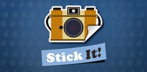 دانلود -stichit-StickIt Photo Sticker Maker Pro-دانلود برنامه حذف قسمت های سفید پشت عکس-چگونه قسمت سفید پشت عکس رو حذف کنیم-دانلود برنامه stickit-آموزش-ترفند-حذف لایسنسSticklt
