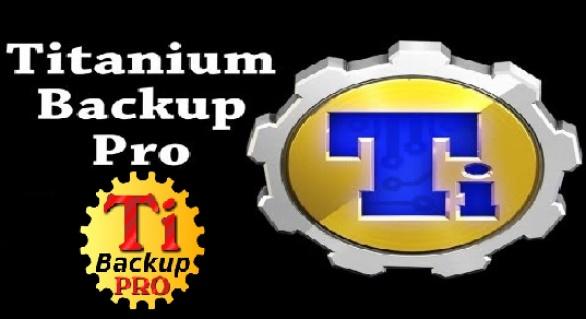 دانلود Titanium Backup برنامه تیتانیوم بکاپ اندروید