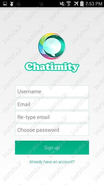 آموزش حذف اکانت چتیمیتی و ساخت ایدی جدید chatimity-delete account chatimity-آموزش حذف اکانت چتیمیتی و ساخت ایدی جدید-ترفند-اموزش-جدیدترین ترفندهای چتیمیتی-چتی میتی-chati mity-نحوه پاک کردن اکانت چتی میتی-چتیمیتی