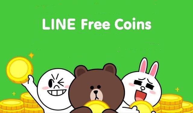 آموزش گرفتن سکه رایگان از لاین LINE