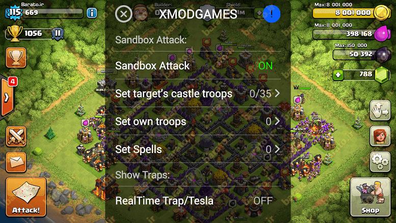 آموزش ایکس مود گیم xmodGames