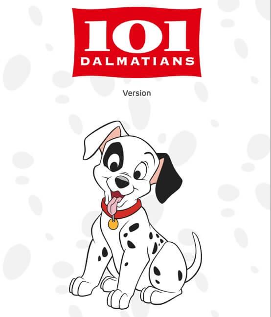 دانلود تم جدید مسنجر لاین 101 dalmatians