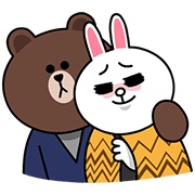 Brown & Cony in ʹMy Love from The Starsʹ