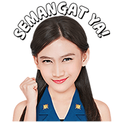 Fly Away with Melody JKT48