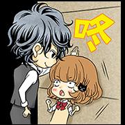 LINE Manga: Kin Kyori Renai