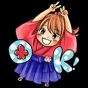 LINE Manga: Chihayafuru