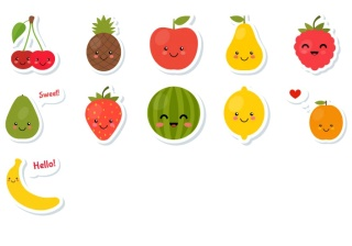 Happy_Fruits